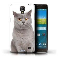 Housses et coques anti-chocs bleus Samsung Galaxy Mega pour téléphone mobile et assistant personnel (PDA)