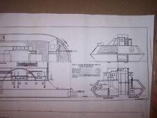 cario ship  boat model boat plan