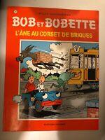 BOB ET BOBETTE 178 L'âne au corset de brique. EO 1980 SIGNEE PAUL GEERTS