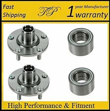 Front Wheel Hub & Bearing Kit Assembly For Nissan Altima 2.5L 2002-2006 (PAIR)