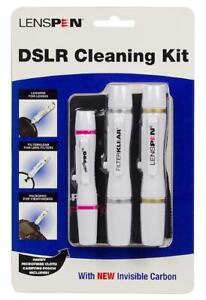 LENSPEN DSLR CLEANING KIT 3 LENSPEN KIT NDSLRK1
