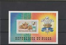 Wedding Charles and Diana postfris 1981 MNH Niger blok 33 (S1959)