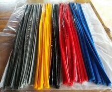 "100 pcs. Car Superior Quality Silicone Wiper Blade (Refill) 28""(8mm.)LIGHT GRAY"