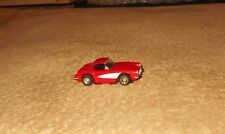 Vintage Tyco Corvette HO Slot Car   WORKS