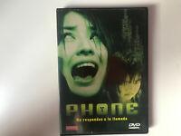 Phone DVD Horror Non Respondas La Chiamata Manica Films Ha Ji-Won Ahn Byoung Ki