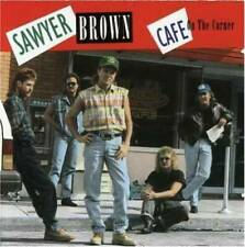 Cafe on the Corner by Sawyer Brown (CD, Dec-1994, Curb)