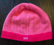 C9 Champion Girls Beanie Pink One Size Fits All Fleece Lined Euc