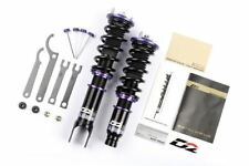 D2 Racing RS Series 36-Step Adjustable Coilover Set Kit For 88-02 Toyota Corolla