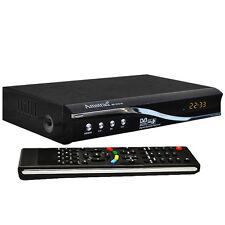 RUSSISCHE TV Sat Receiver HDTV Astra Hotbird Sirius Amos Senderliste HDMI-Kabel