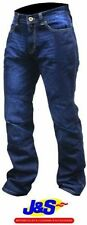 Oxford Knee Denim Exact Motorcycle Trousers
