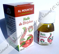 Huile de Sidr (Huile de Ziziphus ou Jujubier) 100% Pure Naturelle 30ml Sidr Oil