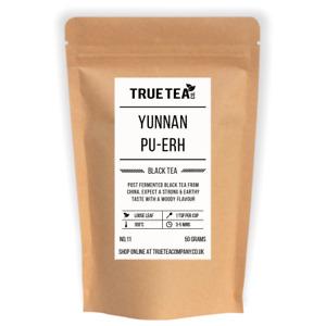 Yunnan Pu-Erh (No.11) - Loose Leaf Black Tea - True Tea Co.