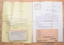 Mayfairstamps Habana 1915 Cover & Letter to US wwm72971