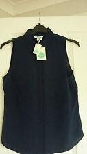 Boden Hip Length Classic Collar Tops & Shirts for Women