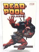 Deadpool Classic Vol 11 Merc With a Mouth Marvel Comics New TPB Paperback