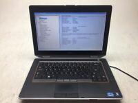 Dell Latitude E6420 Laptop Parts/Repair BOOTS Core i5-2520M@2.5GHz 4GB RAM NO HD