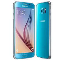 "Opal Blue -Unlocked Smartphone 5.1"" Samsung Galaxy S6 G920V 32GB Verizon 4G LTE"