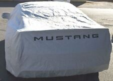 Genuine Ford Mustang Convertible NOAH Car Cover - For Mustang Convertible 15-18