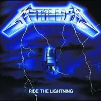 METALLICA Ride The Lightning CD BRAND NEW