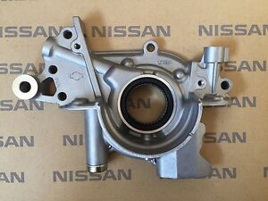 200SX S13 ca18det oil pump Genuine Nissan