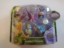 Disney Fairies Tinker Bell & the Great Fairy Rescue Animal Friends Figures - New