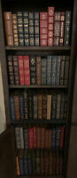 68 BOOK COLLECTION w/notes EASTON PRESS Library of the Presidents set 2 signed