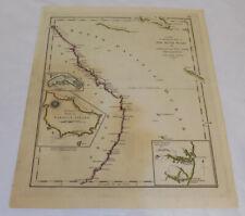 Map Of Australia 1700.1700 1799 Date Range Australia Antique Australia Oceania Maps