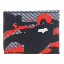 DC Comics Dawn Of Justice Bi-Fold Wallet NEW Toys Comics