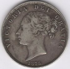 More details for 1875 victoria half crown | british coins | pennies2pounds