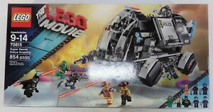 LEGO: The LEGO Movie - Super Secret Police Dropship # 70815 Factory Sealed!