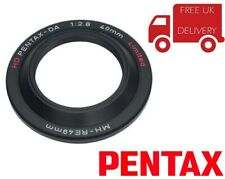 Pentax 49mm MH-RE49 Lens Hood Black 38712 (UK Stock)