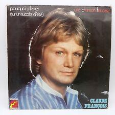 CLAUDE FRANCOIS  DISQUE FLECHE 6325