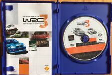 W2C 3 Fia World Rally Championship PS2 For Playstation 2 Game Not Sealed