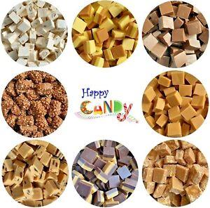 FUDGE Pick n Mix 200g 400g 500g 600g 1KG 1.5KG By Happy Candy® Christmas Treats