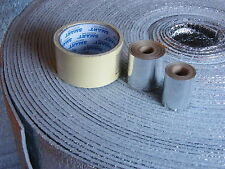 6sqm Camper Van Motorhome Insulation- not alu bubble wrap + tapes (alu & DS)