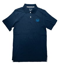 Firefly Blue Sun Corporation Logo Licensed Embroidered Polo Shirt, NEW UNWORN