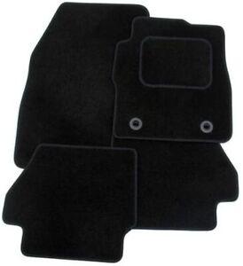 FORD FIESTA ZETEC (2011-2017) - FULL SET OF TAILORED CAR MATS + BLACK EDGING