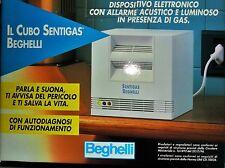 CUBO SENTIGAS BEGHELLI 920-MSV/RL Sistema Elettronico Allarme fughe GAS metano