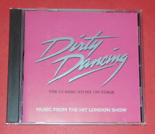 Dirty Dancing - The classic story on stage -- CD / Pop