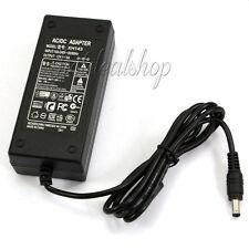 12V 5A 60W Trafo Netzteil Driver Netzadapter Zubehör für LED RGB Strip Streifen