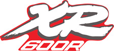 Honda xr600 1988 left and right tank decal with prolink