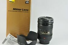 Nikon AF-S DX Nikkor 18-200mm ZOOM LENS f3,5-5,6 G IF-ED VR BOXED