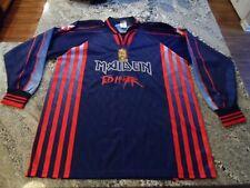 IRON MAIDEN Soccer Jersey Football shirt Official Merch Ed Hunter Keeper