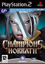 Champions of Norrath Sony PlayStation 2 Ps2 PAL