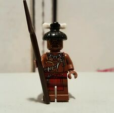LEGO Cannibal Minifigure #2 LOOSE 4182 Pirate Caribbean