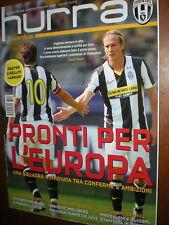 Hurrà Juventus.ALEX DEL PIERO & CHRISTIAN POULSEN,OLOF MELLBERG,DARIO KNEZEVIC,i