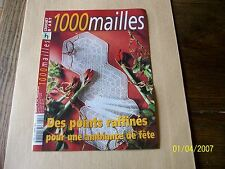1000 mailles 243  TBE