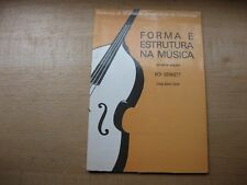 Roy Bennett Forma e Estrutura Na Musica Music Book