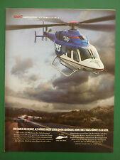 11/2006 PUB HUBSCHRAUBER BELL TEXTRON 429 EMS EMERGENCY MEDICAL GERMAN AD