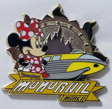 Disneyland Monorail Mystery Box Pin LR Limited Release Minnie Mouse Mark II